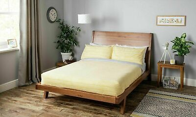 09H Home Sapporo Walnut Bed Frame 5Ft King Size Kingsize Wooden Classic Japanese • 179.99£