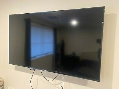 AU188.50 • Buy Hisense 50 Inch TV With Remote In Great Condition