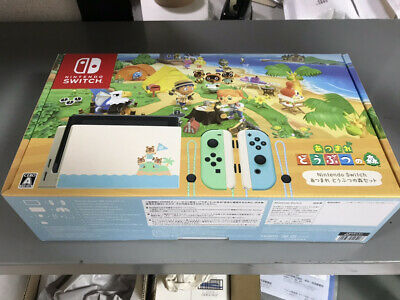 $ CDN802.81 • Buy Nintendo Switch Animal Crossing: New Horizon Special Edition