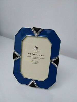 Past Times Art Deco Picture Frame • 14£