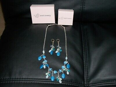 $8 • Buy Sarah Coventry Caribbean Necklace And Earring Costume Jewelry Set - Used