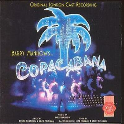 £2.39 • Buy Barry Manilow's Copacabana CD (1997) Highly Rated EBay Seller Great Prices