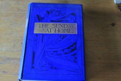 The Sunday At Home 1897-1898-- Lovely Book - Very Heavy  • 28.49£