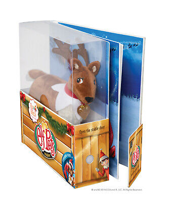 AU37.95 • Buy Elf On The Shelf Pets-Reindeer-The Real One!
