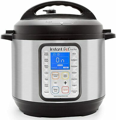 $92.01 • Buy Instant Pot - Duo Nova 6-Quart 7-in-1, One-Touch Multi-Cooker - Stainless Steel
