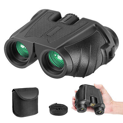Neewer 10x25 Folding High Powered Binoculars With Weak Light Night Vision • 19.99£