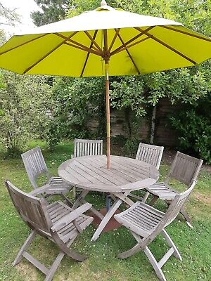 John Lewis Teak Garden Furniture • 225£