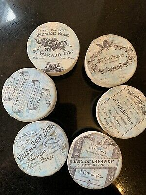 £18 • Buy Handmade Wooden Vintage French Ads Door Knobs Handle Pull Shabby Chic Dresser