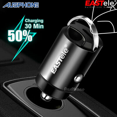 AU9.99 • Buy PD Fast Car Charger USB Type-C Adapter For APPLE SAMSUNG GOOGLE SONY HUAWEI OPPO