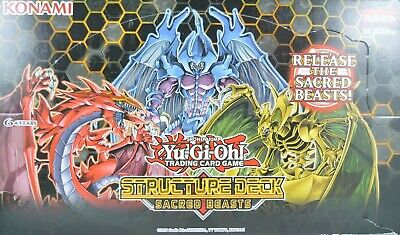 YuGiOh Structure Deck Sacred Beasts, SDSA, Common, 1st Edition, From List • 1.19£
