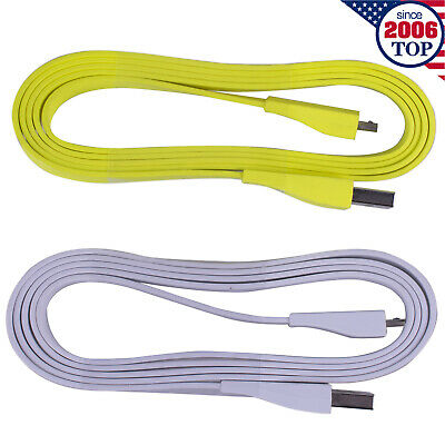 AU12.94 • Buy Micro USB Charger PC Flexible Cable For Logitech UE BOOM MEGA Wireless Speaker