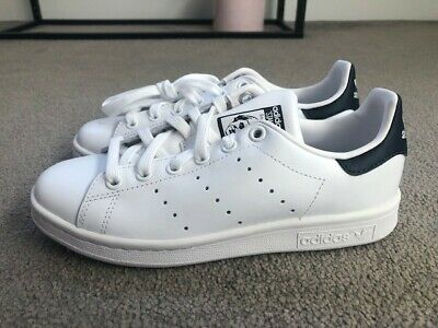 AU60 • Buy Adidas Originals Stan Smith (M20325) White/Navy Women's US 4 UK 3.5 New With Box