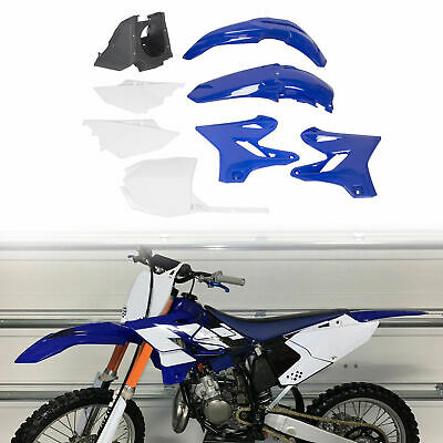 $109.80 • Buy Restyle Blue Complete ABS Plastic Kit For Yamaha YZ125 YZ250 2002-2014 90716