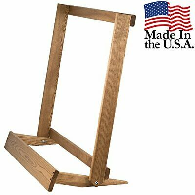 $ CDN130.63 • Buy Folding Hardwood Guitar Case Rack Will Look Great In Your Studio Family Room