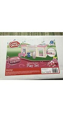 £12 • Buy Chad Valley Fashion Boutique Play Set Kids Toys Gift Present