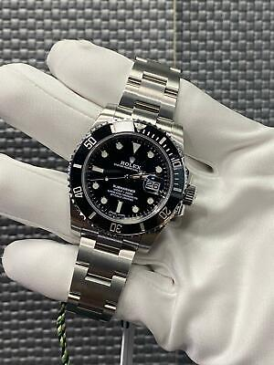 $ CDN18981.94 • Buy Rolex Submariner Date 116610LN  BRAND NEW FULL STICKERS OPEN NAME AND DATE