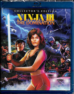 $ CDN33.24 • Buy NINJA III 3 - THE DOMINATION 1984 Collector's Edition Sho Kosugi NEW OOP BLU RAY