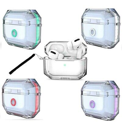 $ CDN7 • Buy TPU Clear Case For AirPods Pro / AirPod 3 2020 Charging Case Cover With Keychain