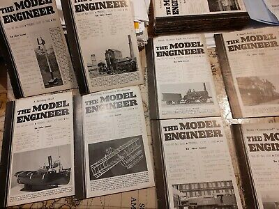 THE  MODEL  ENGINEER   VINTAGE   26  MAGAZINES EARLY  1940s • 1.20£