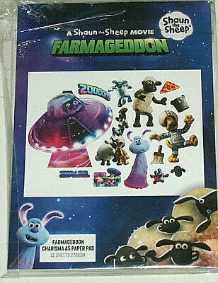 Shaun The Sheep Farmageddon Charisma A5 Paper Pad  • 6.99£