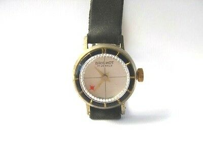 AU60 • Buy Brichot Ladies Mystery Dial Watch. 17 Jewel. Hand Wind