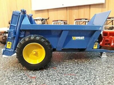 Rare Britains Conversion  West Spreader  For Tractor Siku • 40£