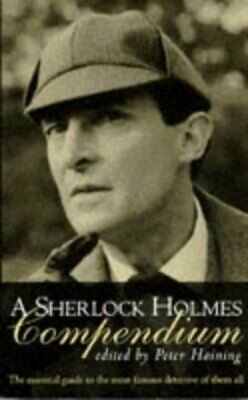 A Sherlock Holmes Compendium By Peter Haining (Paperback / Softback) Great Value • 5.52£
