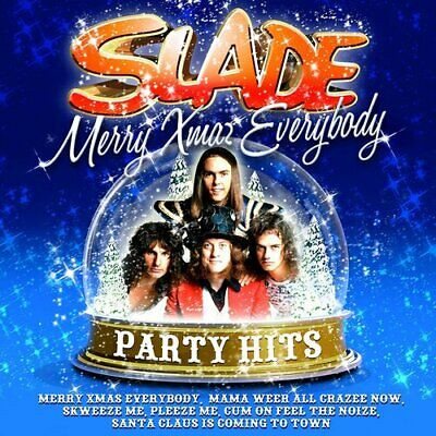 £3.42 • Buy Slade : Merry Xmas Everybody: Party Hits CD (2009) Expertly Refurbished Product