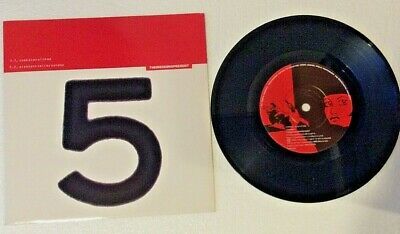 The Wedding Present Hit Parade 5 Come Play With Me 7  Vinyl Single UK 1992 VG+ • 7.99£
