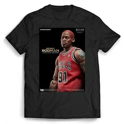 $23 • Buy Dennis Rodman Enterbay T-Shirt Men / T-Shirt Women
