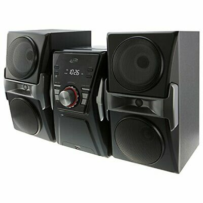 £81.13 • Buy Bluetooth CD And Radio Home Music System With Color Changing Lights Black