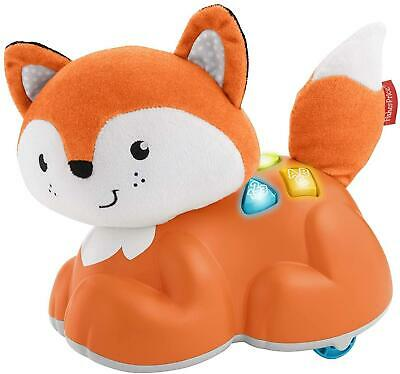 £16.99 • Buy Fisher Price Crawl After Learning Fox Plush Baby Toy (French)