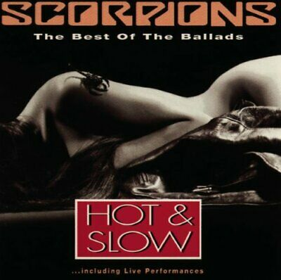 £3.14 • Buy Scorpions, The : The Best Of The Ballads CD Incredible Value And Free Shipping!