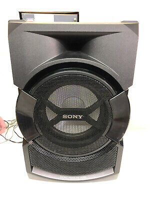 Sony Ss-shakex3 High Power Home Audio Music System Speaker Unit Only *t8* • 129.94£