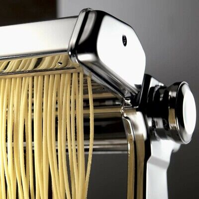 $90 • Buy Marcato Design 8320 Atlas 150 Pasta Machine, Made In Italy, Includes Cutter, Han