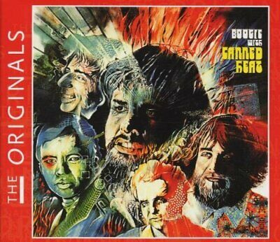 £9.99 • Buy Boogie With Canned Heat CD Value Guaranteed From EBay's Biggest Seller!