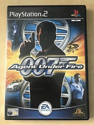 James Bond 007: Agent Under Fire (Sony PlayStation 2, 2001) • 3.99£