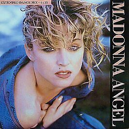 Madonna - Angel (Extended Dance Mix) - Sire - 1985 #758256 • 5.99£