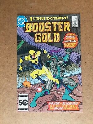 DC Comics Booster Gold Issue 1 First Apperance • 25£