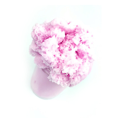 AU17.85 • Buy Pink Cotton Candy Cloud Slime (Scented) - Made In USA