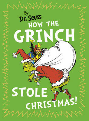 £4.39 • Buy Dr. Seuss: How The Grinch Stole Christmas By Dr. Seuss (Hardback) Amazing Value