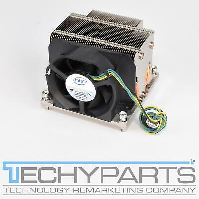 $ CDN39.19 • Buy Intel Xeon Socket LGA1366 Heatsink Cooler Fan Copper Base Heatpipe E97384-002