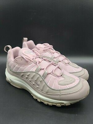 $110 • Buy Nike Air Max 98 Men's Pink/Pumice/Plum Chalk Shoes Size 11 640744-200