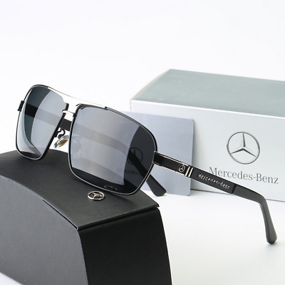 Mercedes Men's UV400 Sunglasses Sports Racing Outdoor Glasses 2020 UK • 15.99£