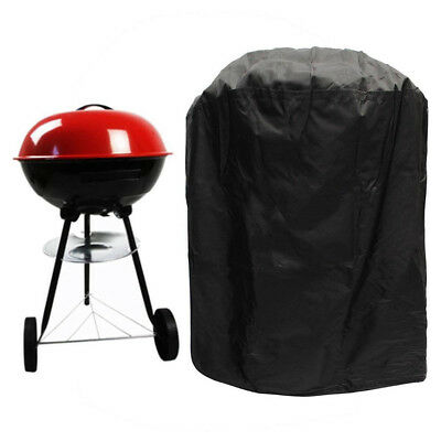 $ CDN10.35 • Buy Waterproof BBQ Barbecue Grill Cover Gas Grill Outdoor Protector For Weber Kettle