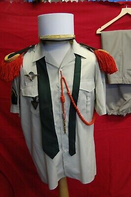 French Foreign Legion Summer Uniform Complete See Images- Kepi Blanc Included • 400£