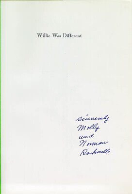 $ CDN499.34 • Buy Norman Rockwell - Book Signed