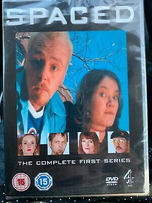 SPACED The Complete First Series DVD NEW & SEALED Jessica Stevenson Simon Pegg • 1.49£