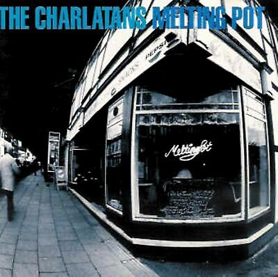 THE CHARLATANS Melting Pot (CD Compilation) Greatest Hits, Best Of, Indie Rock • 3.99£