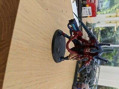 £19.50 • Buy Games Workshop Warhammer 40K: Tyranids Hive Tyrant Metal Painted And Built